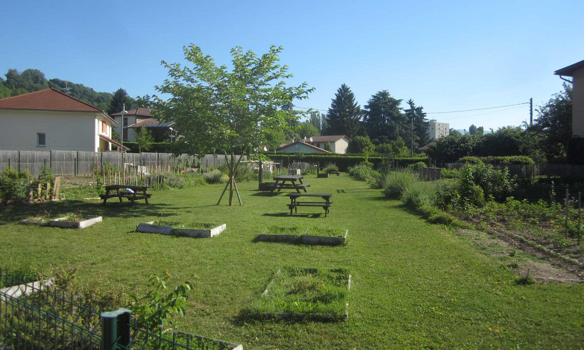 Les Jardins Familiaux Renageois